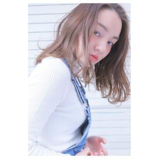ナチュラル 外国人風カラー 簡単 外国人風 ヘアスタイルや髪型の写真・画像