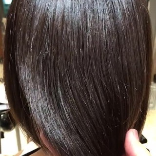 oggiotto ミルクティーブラウン 大人ミディアム ミディアム ヘアスタイルや髪型の写真・画像
