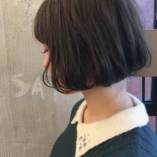 オフィス 黒髪 スポーツ ナチュラル ヘアスタイルや髪型の写真・画像