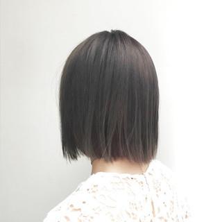 ストリート ブリーチ 春 ボブ ヘアスタイルや髪型の写真・画像