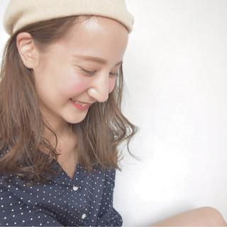 最新おしゃかわヘアアレンジ☆ベレー帽姿を大人かわいく♡