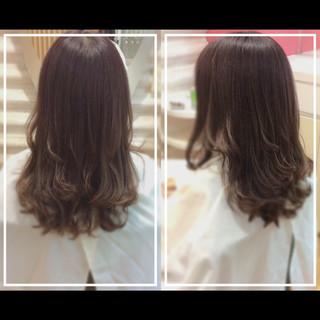 ナチュラル 髪質改善トリートメント 大人ヘアスタイル ロング ヘアスタイルや髪型の写真・画像