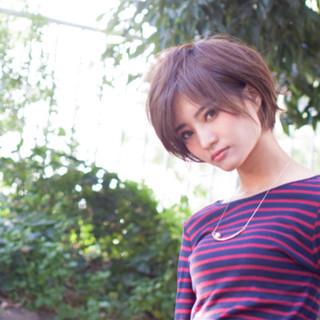簡単ヘアアレンジ モテ髪 パーマ ナチュラル ヘアスタイルや髪型の写真・画像