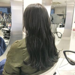 ゆるふわ アンニュイ 外ハネ フェミニン ヘアスタイルや髪型の写真・画像