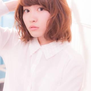 外国人風 モテ髪 ナチュラル 愛され ヘアスタイルや髪型の写真・画像