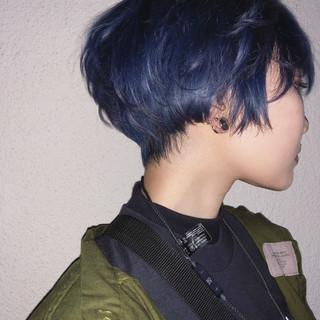 篠崎 佑介さんのヘアスナップ