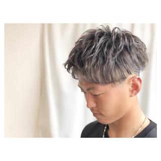 ナチュラル モテ髪 ショート 無造作 ヘアスタイルや髪型の写真・画像