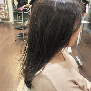 透明感 女子力 ナチュラル 秋 ヘアスタイルや髪型の写真・画像