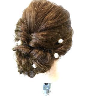 夏美さんのヘアスナップ