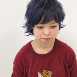 外国人風 ゆるふわ モード アンニュイ ヘアスタイルや髪型の写真・画像