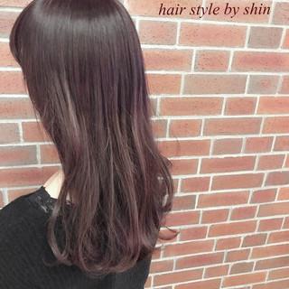 レッド ガーリー ニュアンス 大人かわいい ヘアスタイルや髪型の写真・画像 ヘアスタイルや髪型の写真・画像
