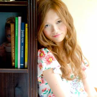 ゆるふわ 卵型 ロング モテ髪 ヘアスタイルや髪型の写真・画像
