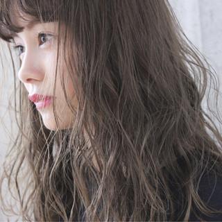 外国人風 ヘアアレンジ 大人かわいい ロング ヘアスタイルや髪型の写真・画像 ヘアスタイルや髪型の写真・画像