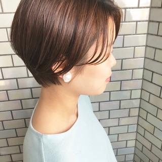 ショート デート ヘアアレンジ ゆるふわ ヘアスタイルや髪型の写真・画像 ヘアスタイルや髪型の写真・画像