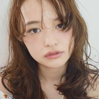黒髪 前髪あり 外国人風 ピュア ヘアスタイルや髪型の写真・画像 ヘアスタイルや髪型の写真・画像
