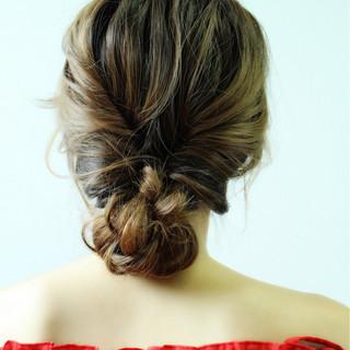 ショート リラックス セミロング デート ヘアスタイルや髪型の写真・画像