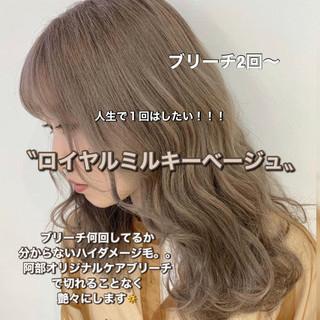 簡単ヘアアレンジ ナチュラル ロング 切りっぱなしボブ ヘアスタイルや髪型の写真・画像