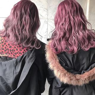 ハイトーンカラー ロング ブリーチ ハイトーン ヘアスタイルや髪型の写真・画像 ヘアスタイルや髪型の写真・画像