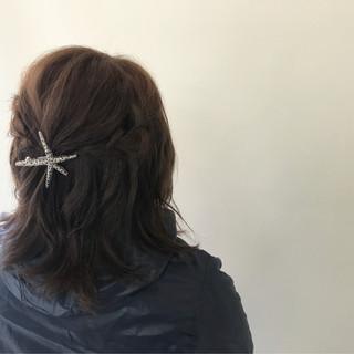 女子会 ナチュラル デート ボブ ヘアスタイルや髪型の写真・画像 ヘアスタイルや髪型の写真・画像