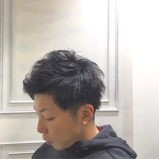 山原拓也さんのヘアスナップ