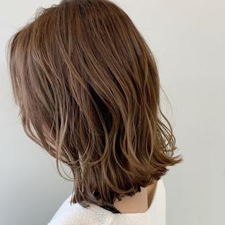 ナチュラル 巻き髪 ボブ ミニボブ ヘアスタイルや髪型の写真・画像