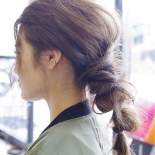 中山さんのヘアスナップ