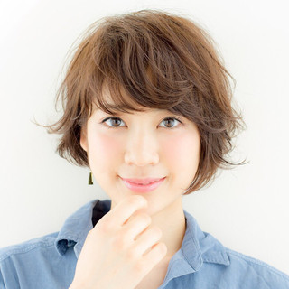 モテ髪 秋 ナチュラル ふんわり ヘアスタイルや髪型の写真・画像