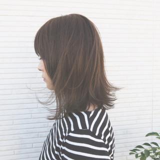 ナチュラル 大人女子 色気 かっこいい ヘアスタイルや髪型の写真・画像 ヘアスタイルや髪型の写真・画像
