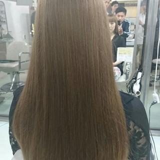 ロング デート 透明感 秋 ヘアスタイルや髪型の写真・画像