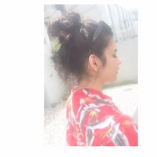 パンク 外国人風 ニュアンス ロング ヘアスタイルや髪型の写真・画像
