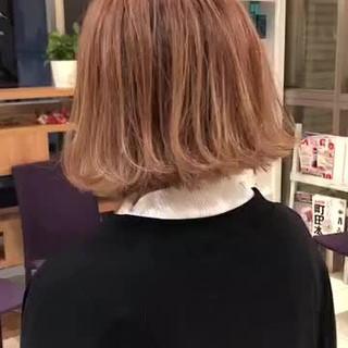 ウェットヘア 外ハネ 透明感 ナチュラル ヘアスタイルや髪型の写真・画像