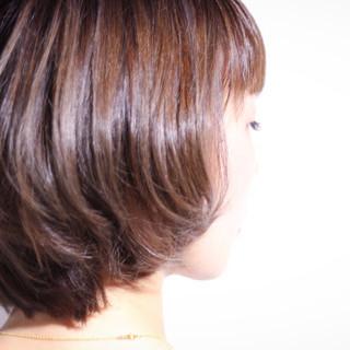 グレー ラベンダー ラベンダーアッシュ ひし形 ヘアスタイルや髪型の写真・画像