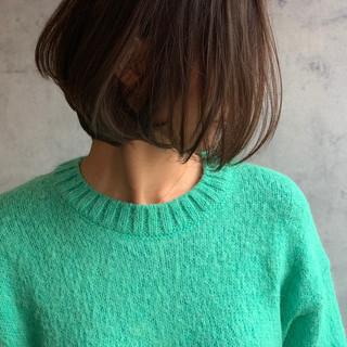 ショート ショートヘア ネオウルフ ハンサムショート ヘアスタイルや髪型の写真・画像