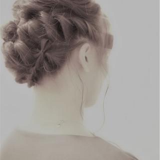 外国人風 小顔 大人女子 こなれ感 ヘアスタイルや髪型の写真・画像