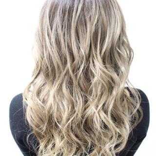 透明感 上品 ロング エレガント ヘアスタイルや髪型の写真・画像