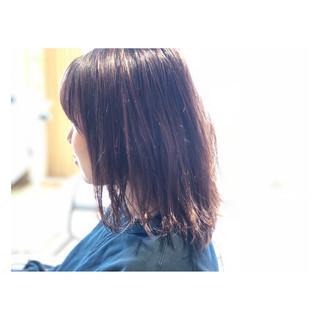 ピンクアッシュ ハイライト フェミニン ベージュ ヘアスタイルや髪型の写真・画像 ヘアスタイルや髪型の写真・画像