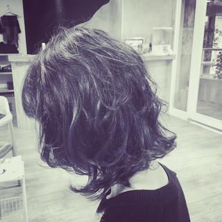 ストリート ショート マッシュ ウルフカット ヘアスタイルや髪型の写真・画像