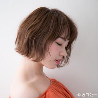 リラックス 大人かわいい ウェーブ フェミニン ヘアスタイルや髪型の写真・画像