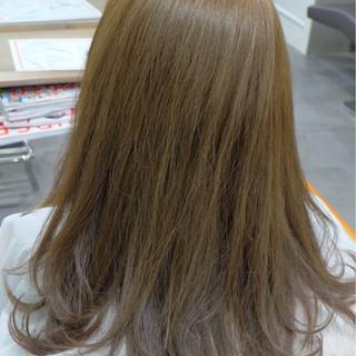 ナチュラル 透明感 ロング デート ヘアスタイルや髪型の写真・画像