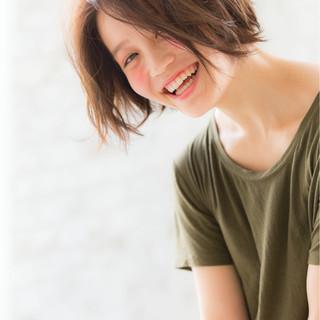 ゆるふわ 前髪あり アッシュ パーマ ヘアスタイルや髪型の写真・画像