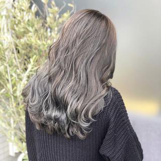 外国人風 外国人風カラー 外国人 外国人風フェミニン ヘアスタイルや髪型の写真・画像