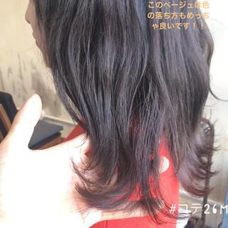 ナチュラル 韓国ヘア ヘアアレンジ オルチャン ヘアスタイルや髪型の写真・画像