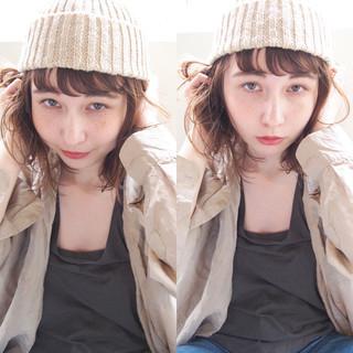 グラデーションカラー 外国人風 ナチュラル 大人かわいい ヘアスタイルや髪型の写真・画像