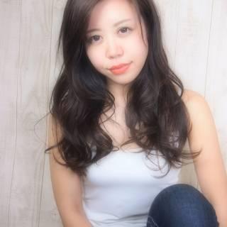 セミロング フェミニン コンサバ ゆるふわ ヘアスタイルや髪型の写真・画像