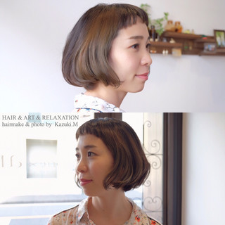 ガーリー デート リラックス ハイライト ヘアスタイルや髪型の写真・画像