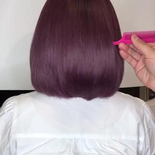 トリートメント ダブルカラー ガーリー プリンセストリートメント ヘアスタイルや髪型の写真・画像