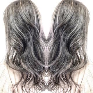 ハイライト エレガント 簡単ヘアアレンジ エクステ ヘアスタイルや髪型の写真・画像 ヘアスタイルや髪型の写真・画像