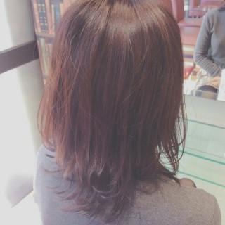 犬童 綾乃さんのヘアスナップ