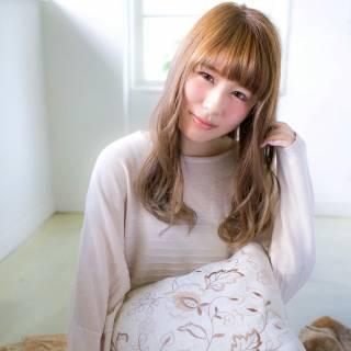 ガーリー 大人かわいい リラックス モテ髪 ヘアスタイルや髪型の写真・画像 ヘアスタイルや髪型の写真・画像