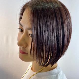 ショートボブ ベリーショート ショートヘア ショート ヘアスタイルや髪型の写真・画像
